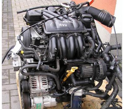Контрактный (б/у) двигатель AVU VAG 1,6 Golf Bora A3 2000-03