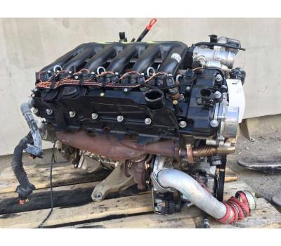 Контрактный (б/у) двигатель 306D3 BMW 3-Series E91 3.0 2006-