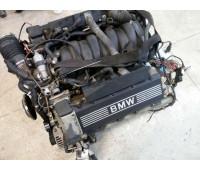 Контрактный (б/у) двигатель M62B44TU (448S1) BMW 5-Series, 7-Series/X5 4.4 (E39/E38), бензин, 286 л.с, 1996-2004