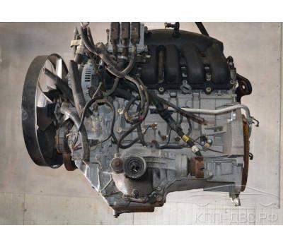 Контрактный двигатель 1A152/LL8  CHEVY 4,2 TrailBlazer  Envoy 9-7X Ascender Rainier 2006-07