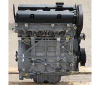 Контрактный двигатель SNJB Ford 1,25 Fiesta/Fusion 2008
