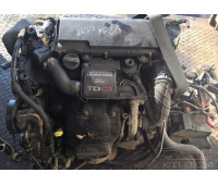 Контрактный двигатель F6JA 1,4TDCI Focus Fiesta Fusion 2002-08