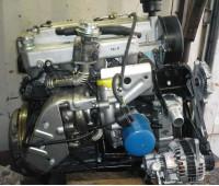 Контрактный (б/у) двигатель D4BF-M 4D56 Hyundai2,5 Galloper,Porter,Starex, Terracan 1998-07 механ.ТНВД