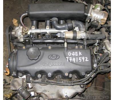 Контрактный (б/у) двигатель G4EK Hyundai1,5 Accent.Lantra.Elantra 1994-00