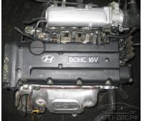 Контрактный (б/у) двигатель G4GF Hyundai 2,0 LANTRA ELANTRA 1996-01