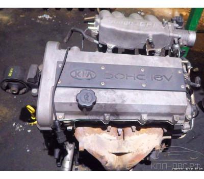 Контрактный (б/у) двигатель BF Kia1,6 Shuma,1998-02