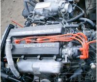Контрактный (б/у) двигатель B6 MAZDA 1,6 323/MX3/MX5/XEDOS 6 1989-93 16VALVE 87HP PETROL