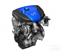 Контрактный (б/у) двигатель SKYACTIV MAZDA 2,0 Ti-VCT GDI 3,  6,  CX5 2012- модель PE