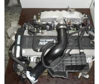 Контрактный (б/у) двигатель RB25-DE NISSAN 2,5 R32 Skyline/Stagea 1995-00