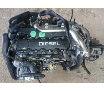 Контрактный (б/у) двигатель X17DTL OPEL 1,7 Astra F G Kadett Vectra 1995-00