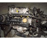 Контрактный (б/у) двигатель Z16SE Opel ASTRA G CORSA C MERIVA A 1.6, 2000-2005