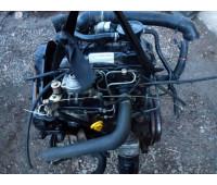 Контрактный (б/у) двигатель F9Q674 RENAULT 1,9 DCI  LAGUNA II  2005-