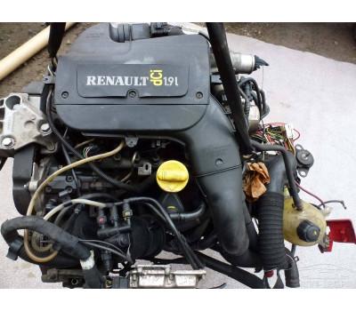 Контрактный (б/у) двигатель F9Q760 RENAULT 1,9 DCI  MEGANE TRAFFIC OPEL VIVARO 2005-
