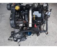 Контрактный (б/у) двигатель K9K 718/732 Renault Megane II/ Scenic II 1.5L 2005-