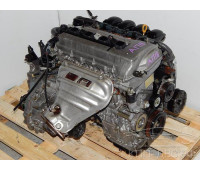 Контрактный (б/у) двигатель 1ZZ-FE VVTi 1,8л VVTi 1999-07 Toyota Corolla, Vista, Matrix/ Pontiac Vibe
