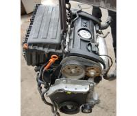 Контрактный (б/у) двигатель BUD Volkswagen Bora Caddy Golf Jetta Polo 1.4 2006-2010
