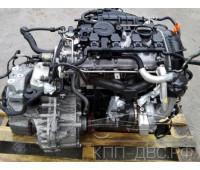 Контрактный (б/у) двигатель CCT/BWT VAG 2,0TFSI TT Golf Jetta Passat Tiguan 2007-13