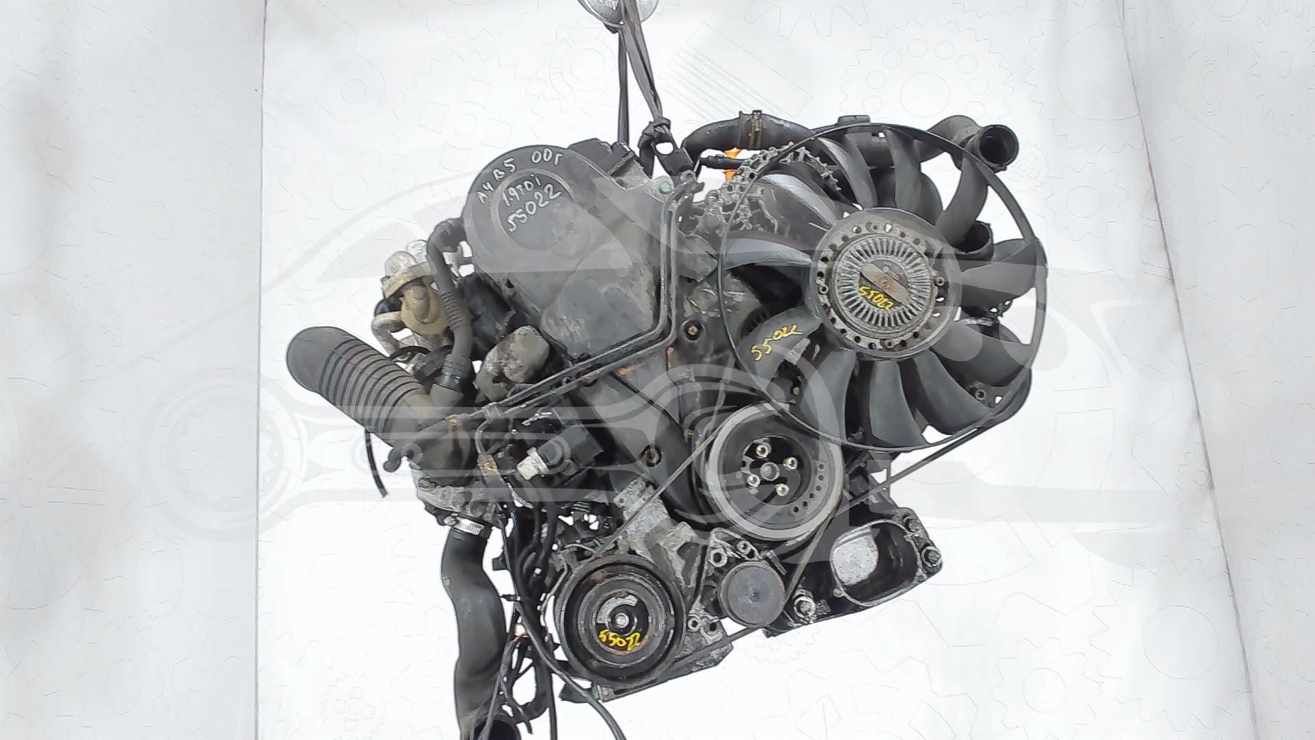 Контрактный (б/у) двигатель AJM (AJM) для AUDI - 1.9л., 115 л.с., Дизель