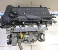 Контрактный (б/у) двигатель G4FC (211012BZ03) для HYUNDAI, KIA - 1.6л., 105 - 132 л.с., Бензиновый двигатель