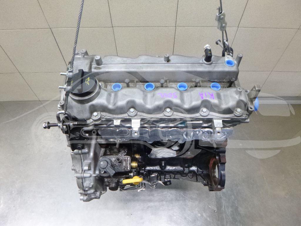 Контрактный (б/у) двигатель D4FB (1A0712AH00) для HYUNDAI, KIA - 1.6л., 90 - 136 л.с., Дизель