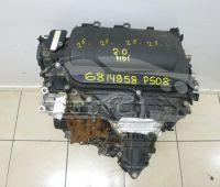 Контрактный (б/у) двигатель AHY (DW10CE) (0135QP) для CITROEN, PEUGEOT - 2л., 98 л.с., Дизель
