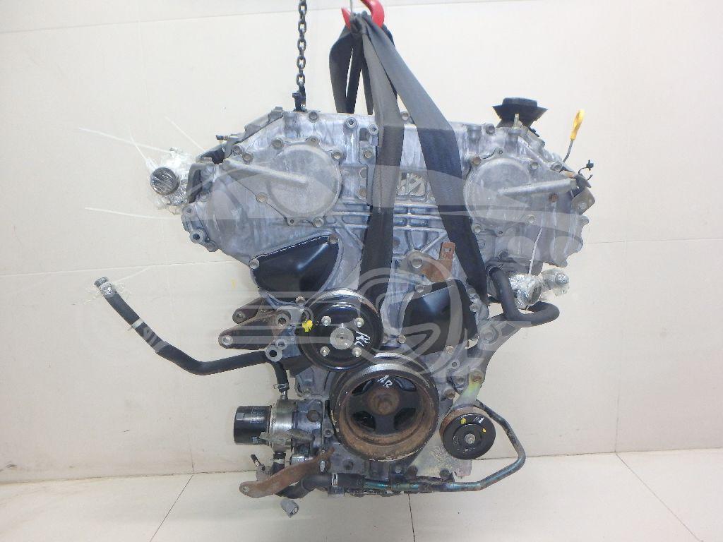 Контрактный (б/у) двигатель VQ35 (10102AM6A6) для NISSAN - 3.5л., 218 - 258 л.с., Бензиновый двигатель