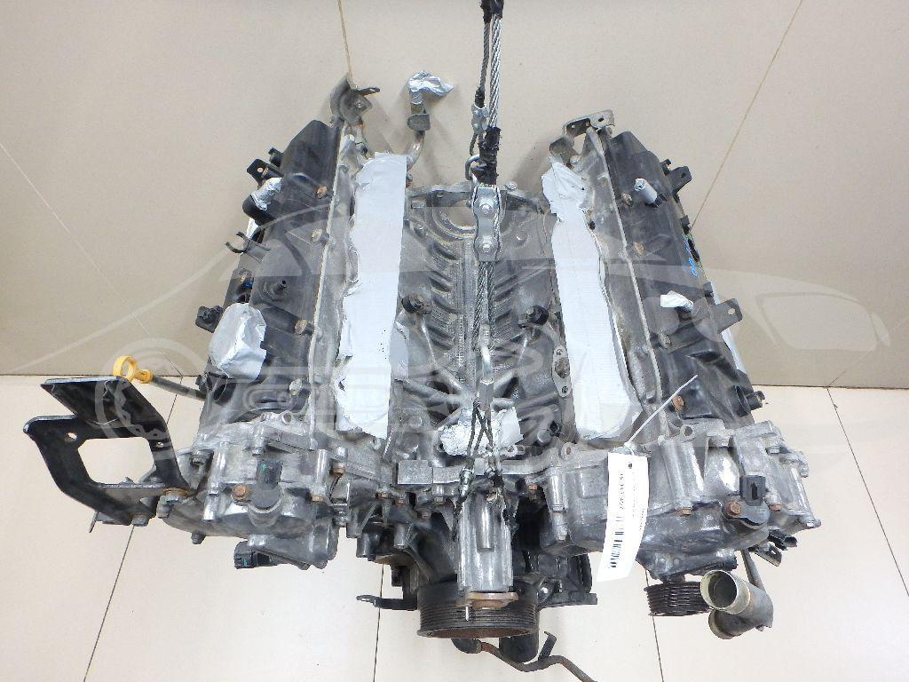 Контрактный (б/у) двигатель VK56DE (VK56DE) для INFINITI, NISSAN - 5.6л., 305 - 322 л.с., Бензиновый двигатель