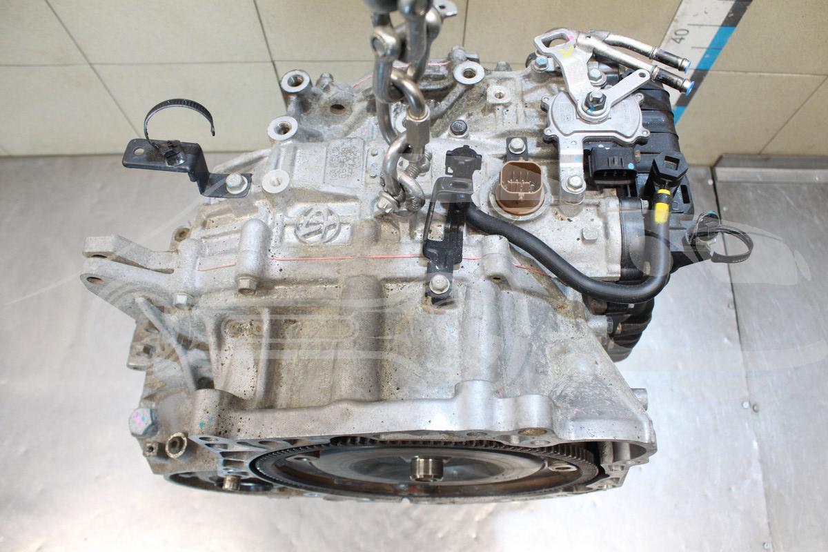 Контрактная (б/у) КПП G4FG (4500026074) для HYUNDAI, KIA - 1.6л., 120 - 132 л.с., Бензиновый двигатель