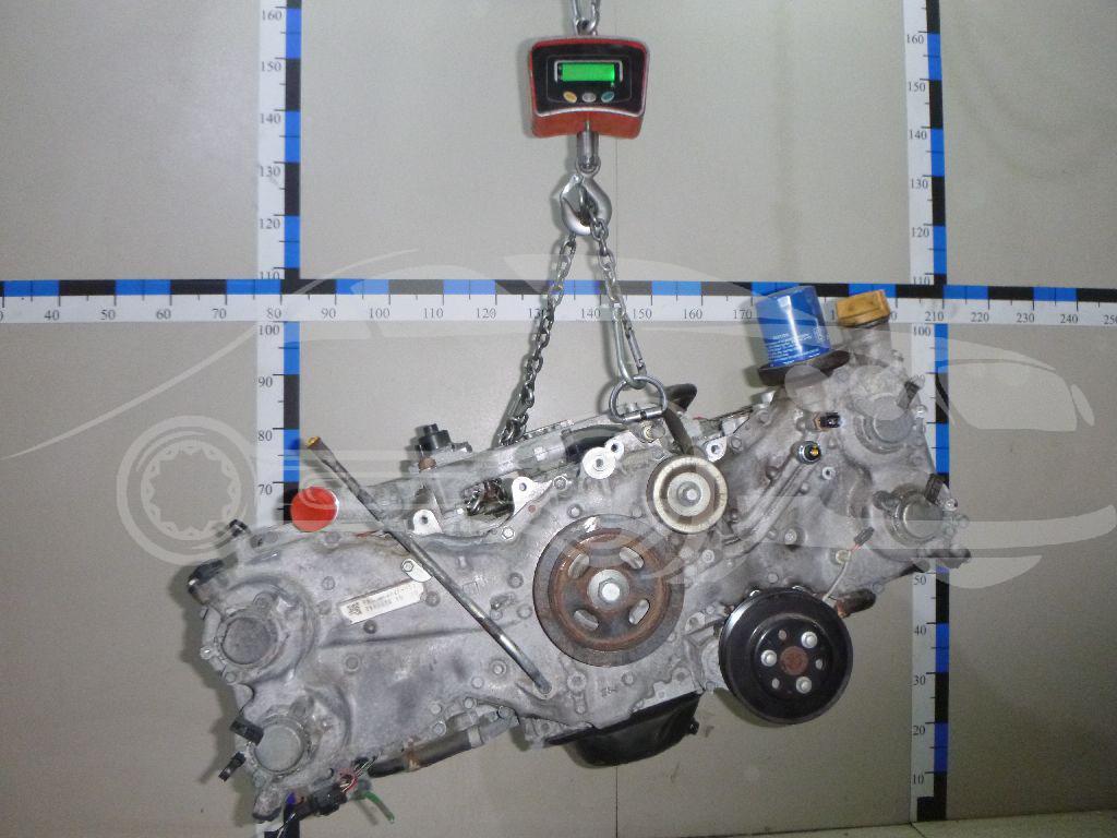 Контрактный (б/у) двигатель FB20 (10100BW290) для SUBARU - 2л., 150 - 163 л.с., Бензиновый двигатель