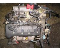 Двигатель контрактный QG15-DE2 на Ниссан Альмера/Санни 2002-07
