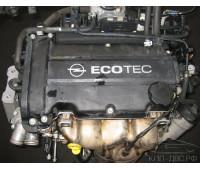 Контрактный (б/у) двигатель Z14XEP Opel Astra H/Corsa C/Meriva/Tigra 1.4, 2000-2006