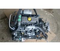 Контрактный (б/у) двигатель Z20DTH ASTRA/VECTRA/ZAFIRA 2004-11 DIESEL
