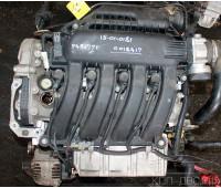 Контрактный (б/у) двигатель F4R771 Renault Scenic II/Megane II 2.0L 2003-