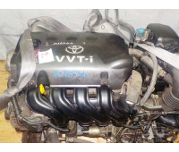 Контрактный (б/у) двигатель 1NZ -FE 1,5л 2005-10 Toyota Yaris, Corolla, Ractis, Raum, Porte, Platz, Premio, Will, Scion XA, XB