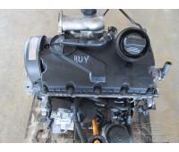 Контрактный (б/у) двигатель AUY VW 1.9TDIPD SHARAN BORA GOLF/ Seat Alhambra 2000-10